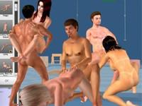 3dsexvilla poses sexuelles virtuelles